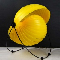 Snail Shape Table Lamp