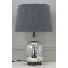Premium Quality Glass Table Lamp - Dark ..