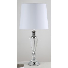 Premium Quality Crystal Table Lamp - wit..