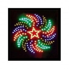 LED Sign Square Star