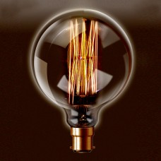 Edison Carbon Filament Large Ball