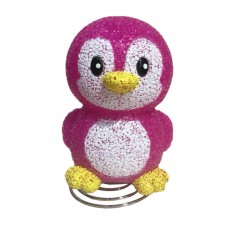 EVA Lamp Penguin Pink