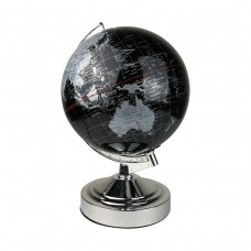 Globe Table Touch Lamp -E14-Black