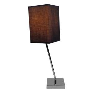 Table Lamp Adjustable Lamp Post Black