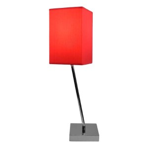 Table Lamp Adjustable Lamp Post Red