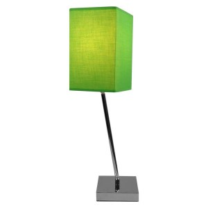 Table Lamp Adjustable Lamp Post Green