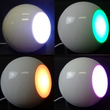 LED Colour Changing Mood Light Portable