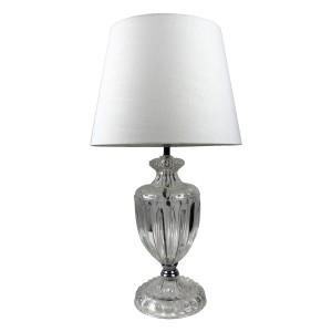 Classical Glass Based Table Lamp