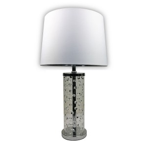 Premium Quality  Glass Table Lamp with Crystal Water Drops
