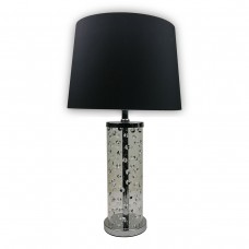 Premium Quality  Glass Table Lamp with C..