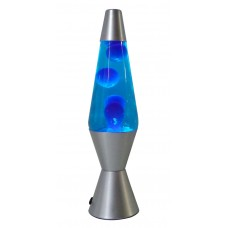 Lava Lamp Blue/Blue