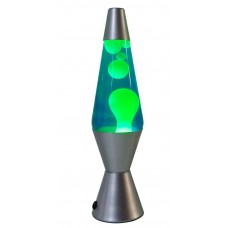 Lava Lamp Blue/Yellow