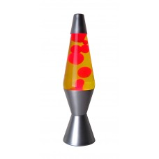 Lava Lamp Yellow/Red