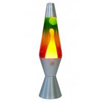 Lava Lamp Rainbow/White
