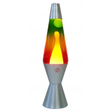 Lava Lamp Rainbow/White