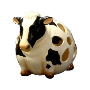 Solar Garden Light Milkcow