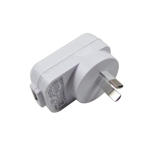 USB & Power Adaptor White