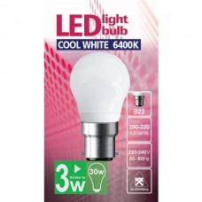 LED Light Bulb 3W