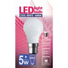 LED Light Bulb 5W