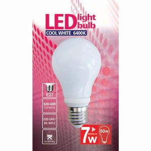 LED Light Bulb 7W
