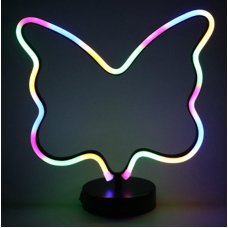 LED NEON BUTTERFLY